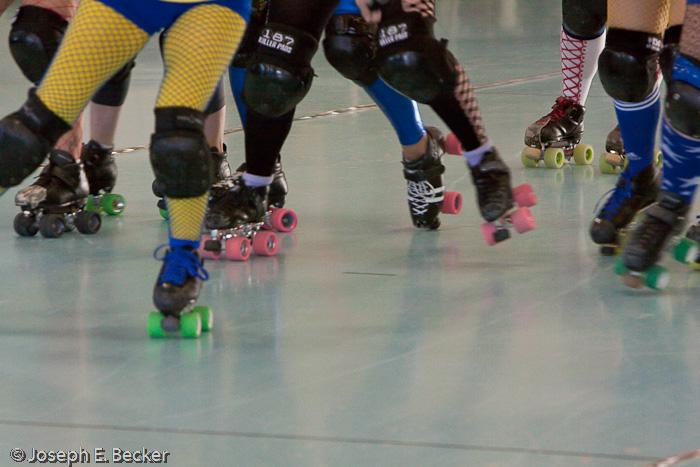 Flying Skates