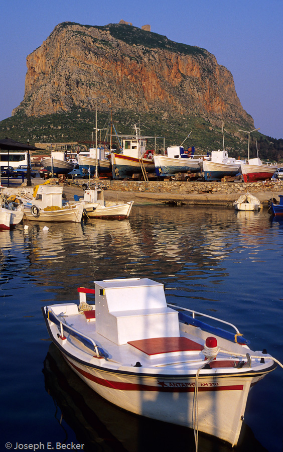 Gefyra Harbor