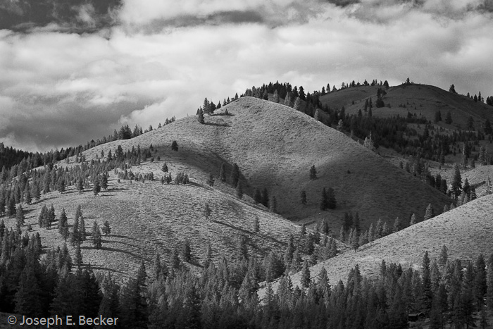 Hills above Twisp, Washington