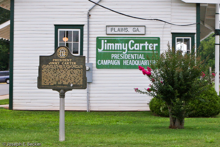 Carter Headquarters