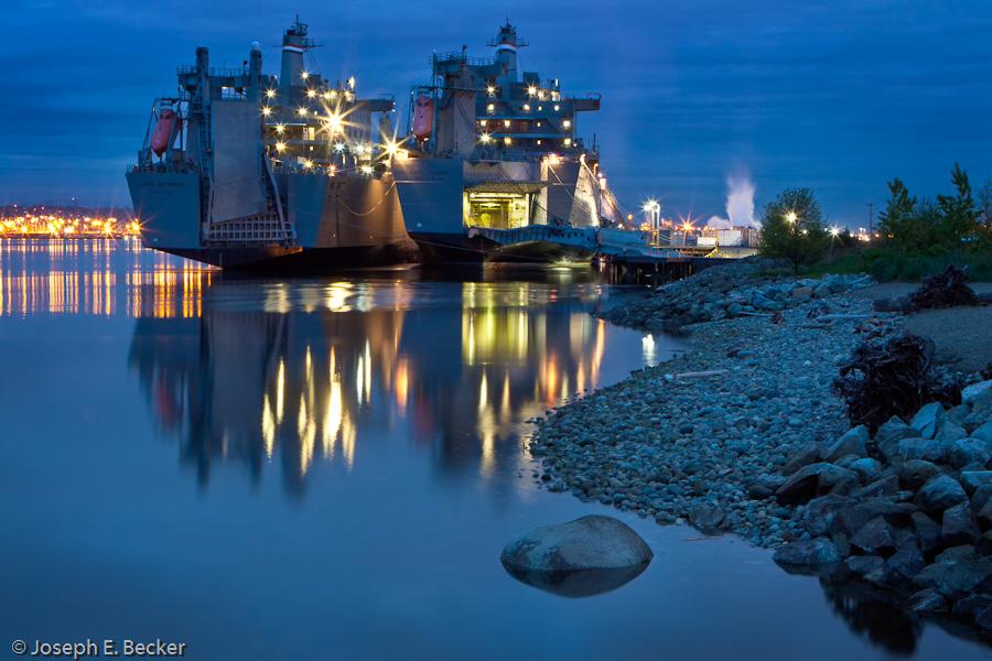 Twin Ships