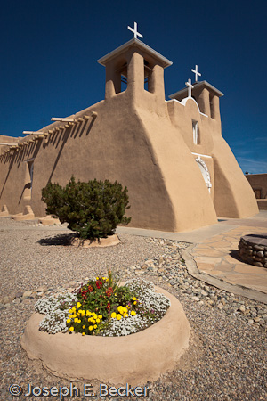 San Fransicso de Asis, Rancho de Taos