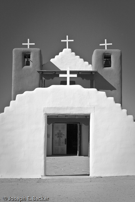 San Geronimo, or St. Jerome, Church, Taos Pueblo