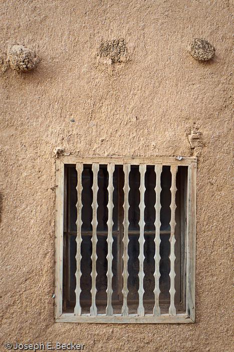 Oldest House Window