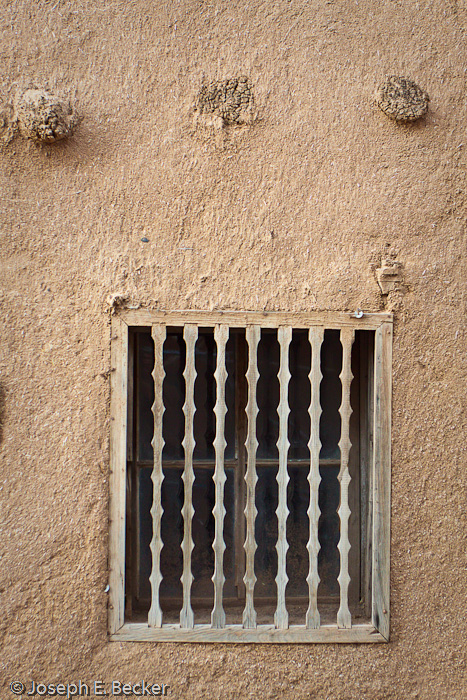 Oldest House Window
