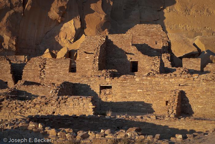 Pueblo Bonito closeup