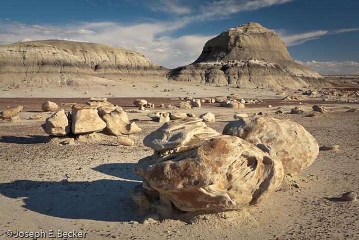 Bisti Rocks