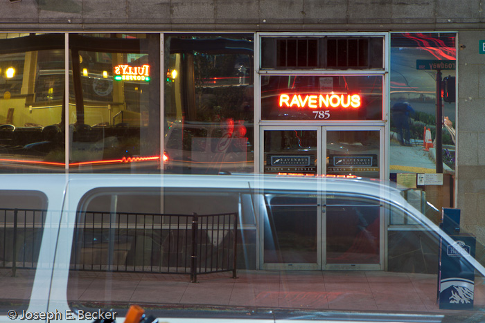 Ravenous and the Ghost Car