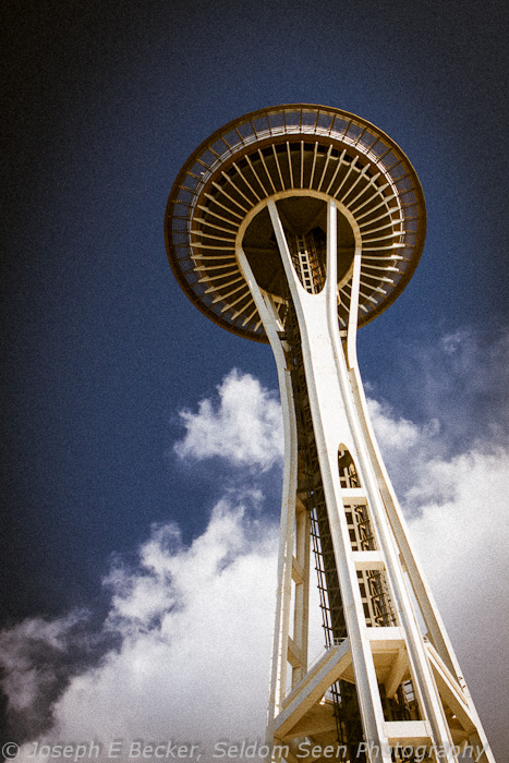 Vintage Space Needle