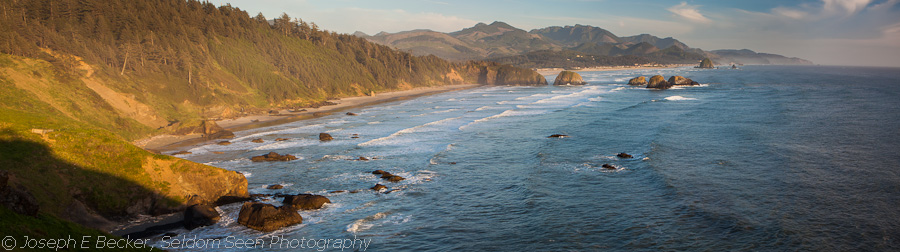 Cannon Beach from Ecola