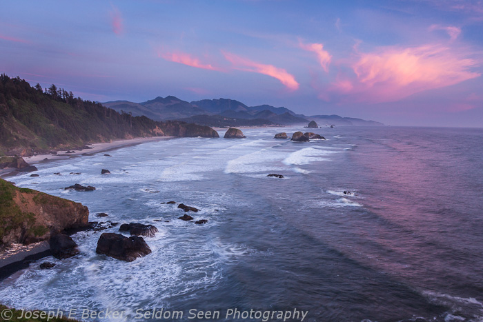 Cannon Beach after Sunset