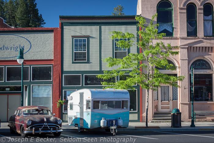 Palouse Street Scene