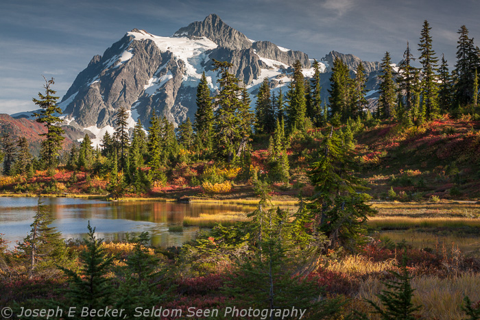 Fall at Picture Lake