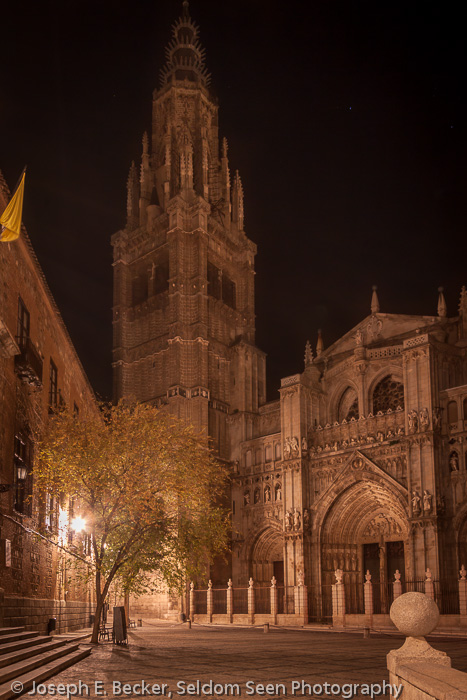 The Toledo Cathedral