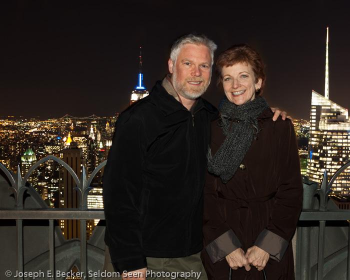Joe and Tanya