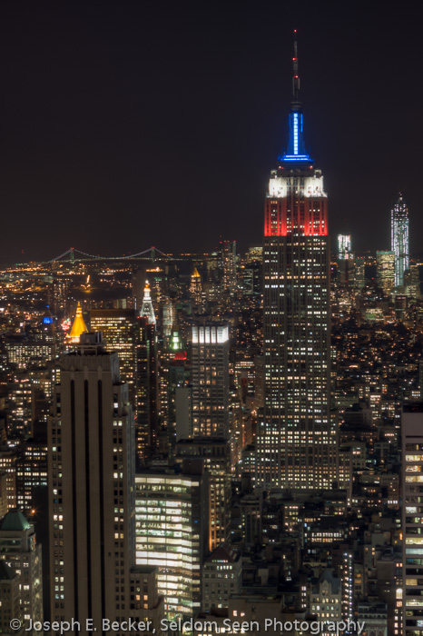 Empire State Building and New York
