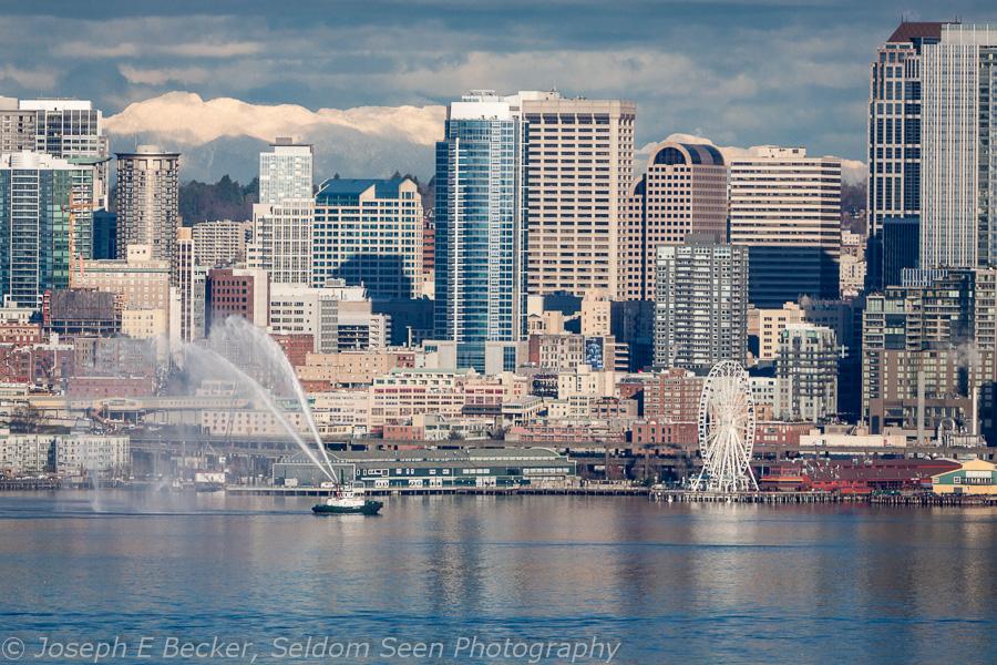 Seattle Fireboat