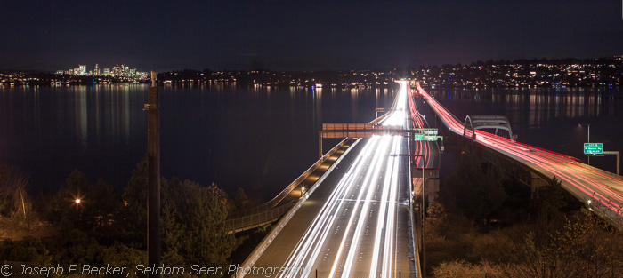 I90 and Lake Washington