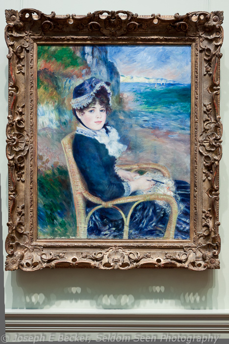 By theBy the Seashore by Renoir with custom white balance