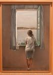 Girl at the Window auto whitebalance