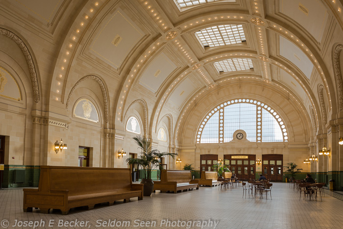 Seattle's Union Station
