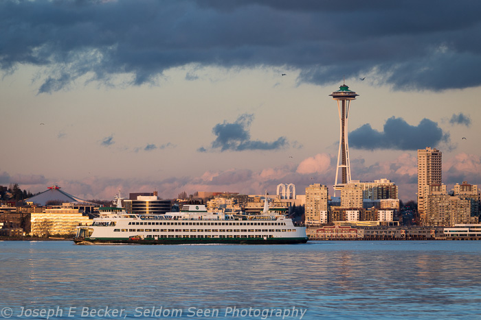 Ferry and Needle