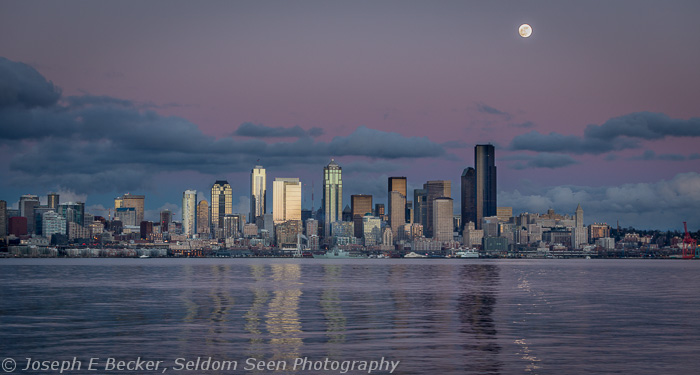 Seattle Evening
