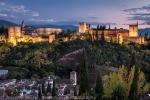 Alhambra Evening