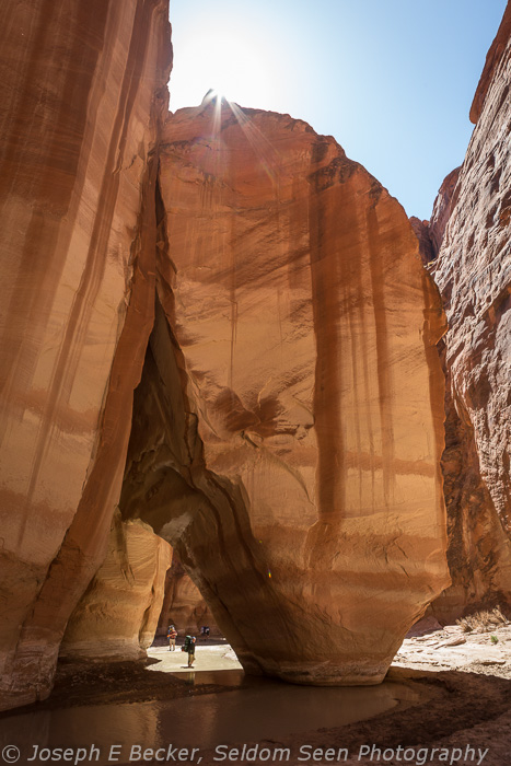 Slide Rock Arch