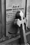 Grave at Cannongate