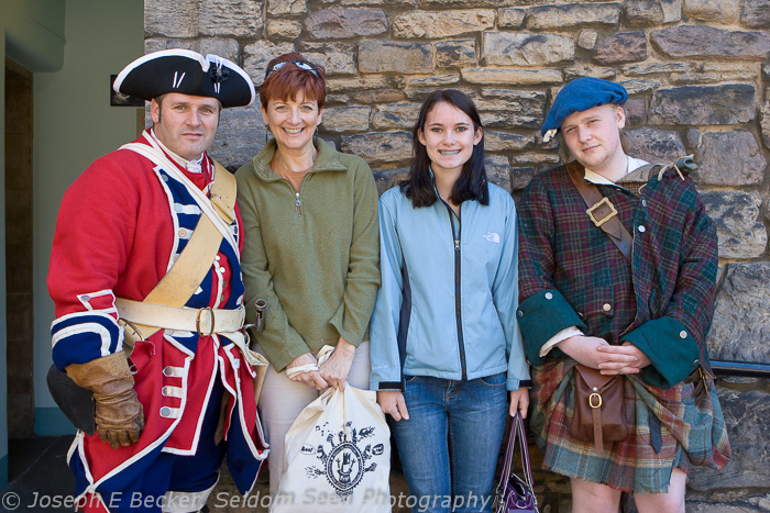 A visit to Edinburgh Castle