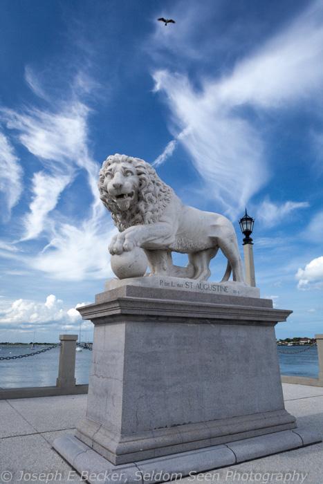 St Augstine Lion