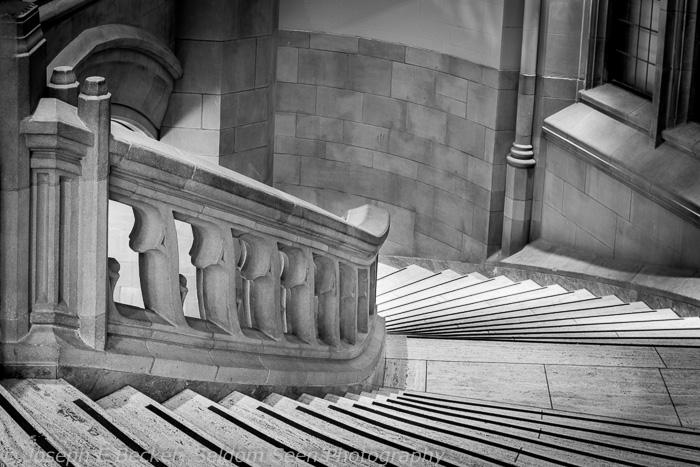 Suzzllo Grand Staircase