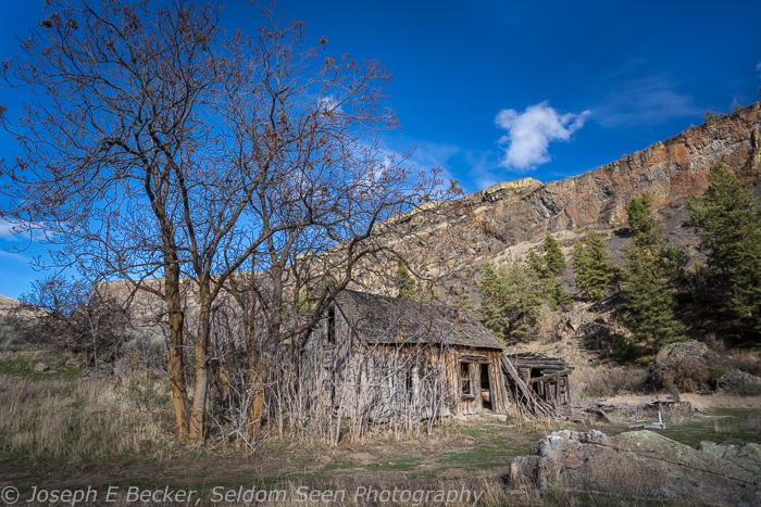 Homestead, Northrup Canyon