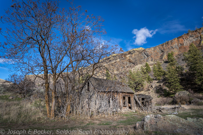 Homestead, Northrup Canyon