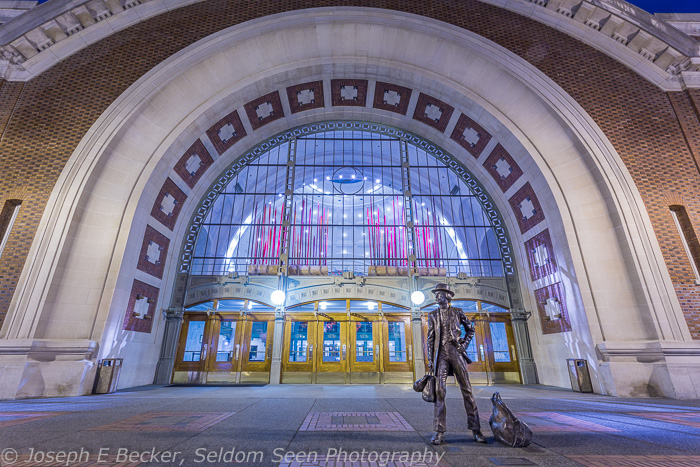 Union Station - single exposure