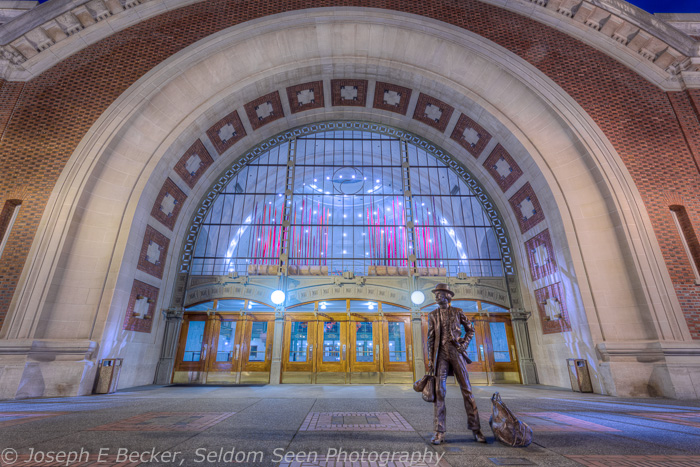 "Union Station - more ""realistic"" HDR version"