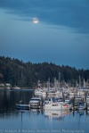 Gig Harbor Moon2
