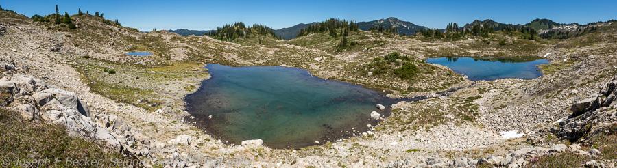 Wye Lakes