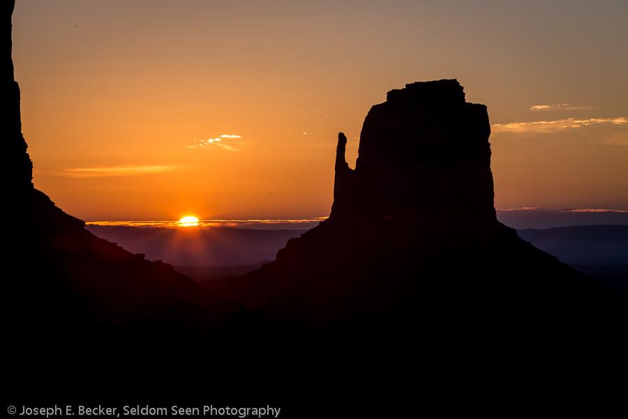 East Mitten Sunrise