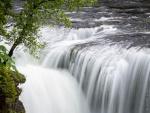 Lewis Falls processed