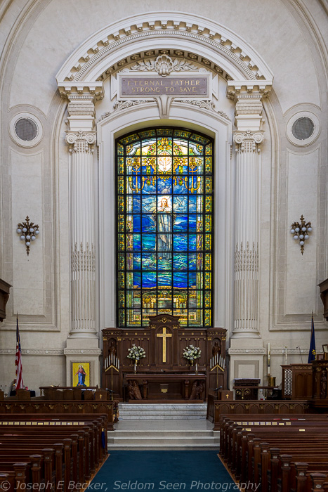 US Naval Academy Chapel