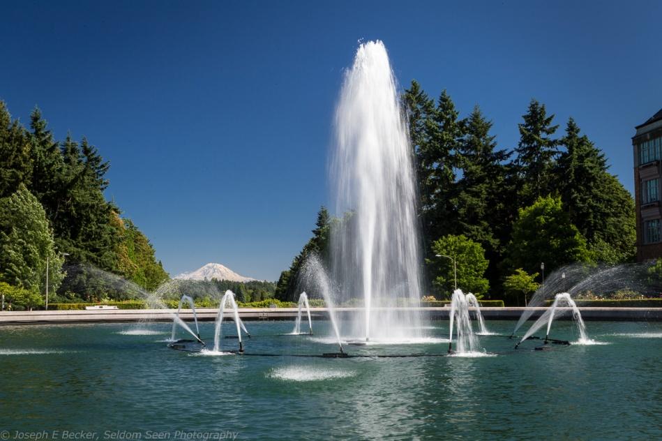 Drumheller Fountain