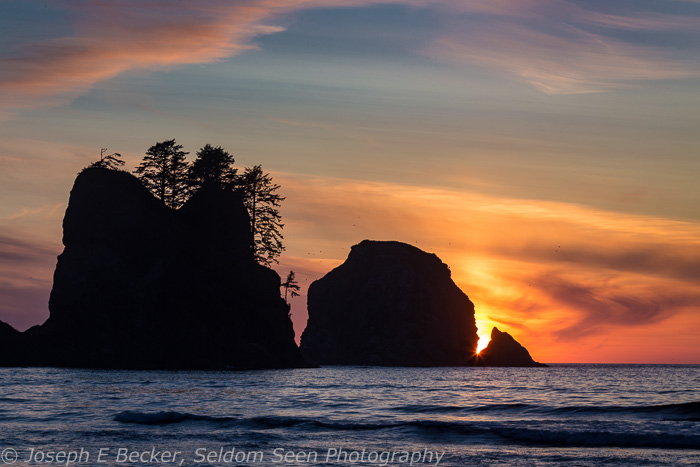 Point of Arches Sunset