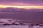 Þingvallavatn Sunrise