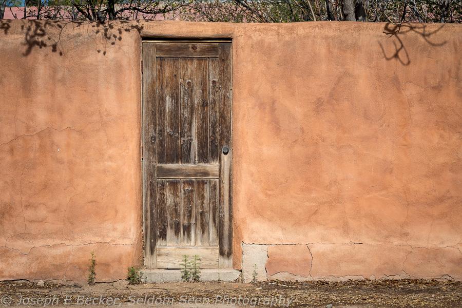 Los Cerrillos Door