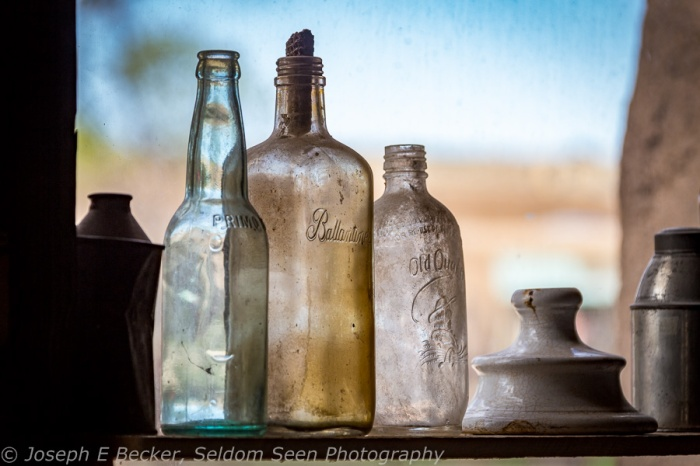 Bottles, Mining Museum
