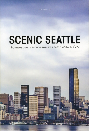 Scenic Seattle Front Cover