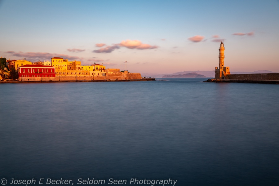 Old Venetian Harbor, Chania, Crete