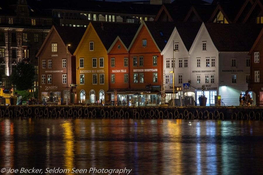 Bryggen Night